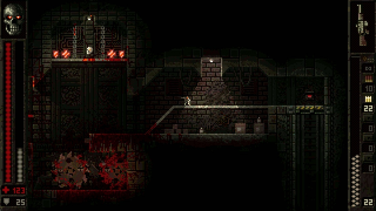 Screenshot for BUTCHER on Nintendo Switch