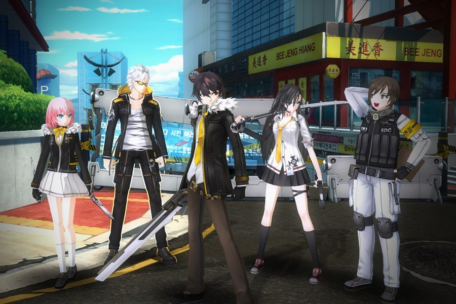 Screenshot for Closers on PC