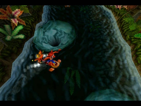 Screenshot for Crash Bandicoot 2: Cortex Strikes Back on PlayStation