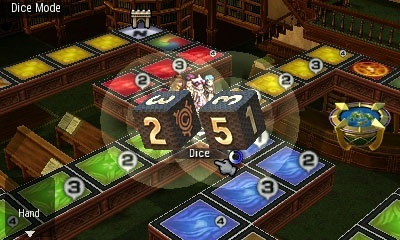 Screenshot for Culdcept Revolt on Nintendo 3DS