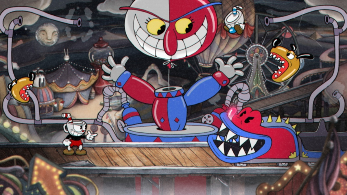 Screenshot for Cuphead on Xbox One