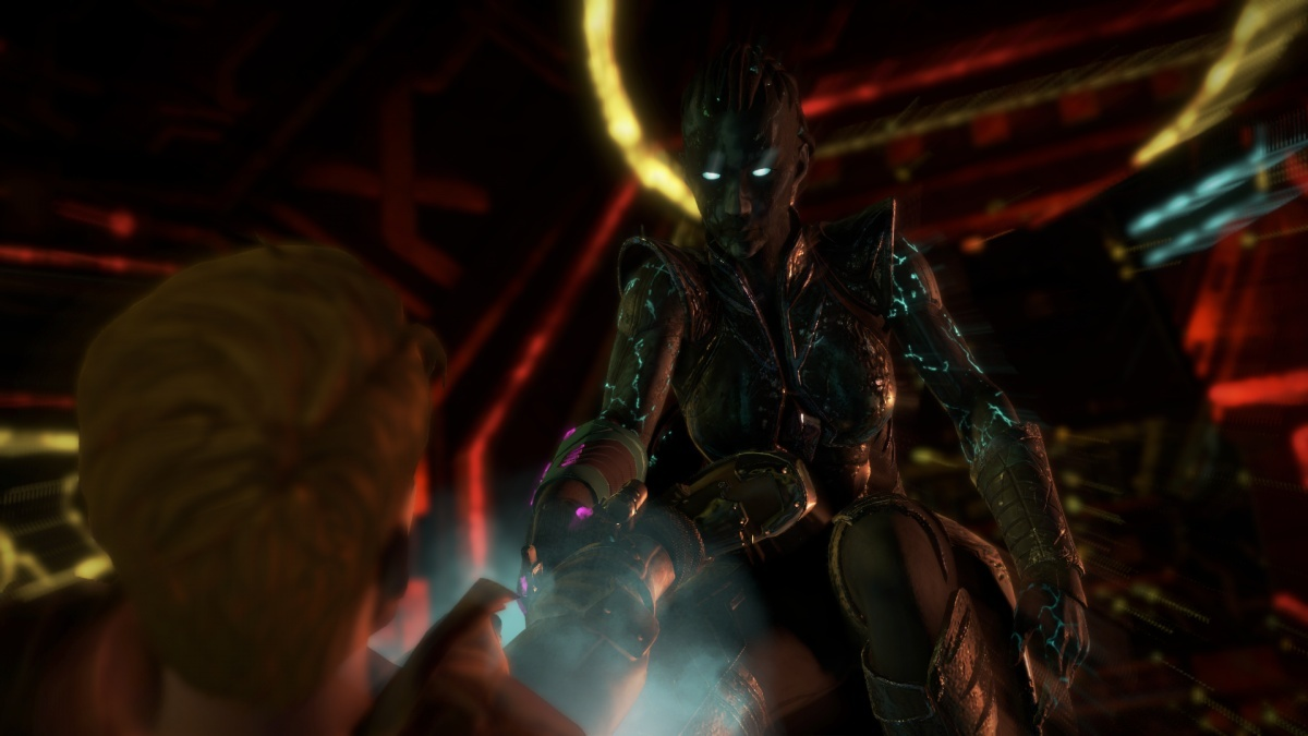 Screenshot for Marvel's Guardians of the Galaxy: The Telltale Series - Episode Four: Who Needs You on Xbox One