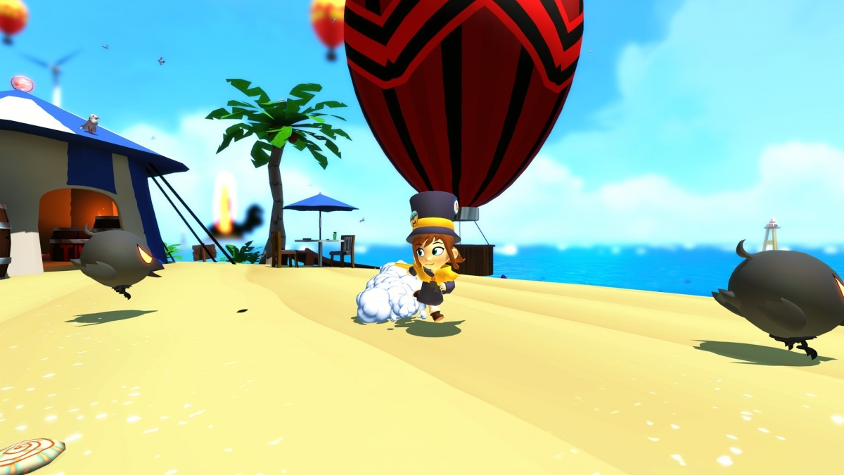 Screenshot for A Hat in Time on PC