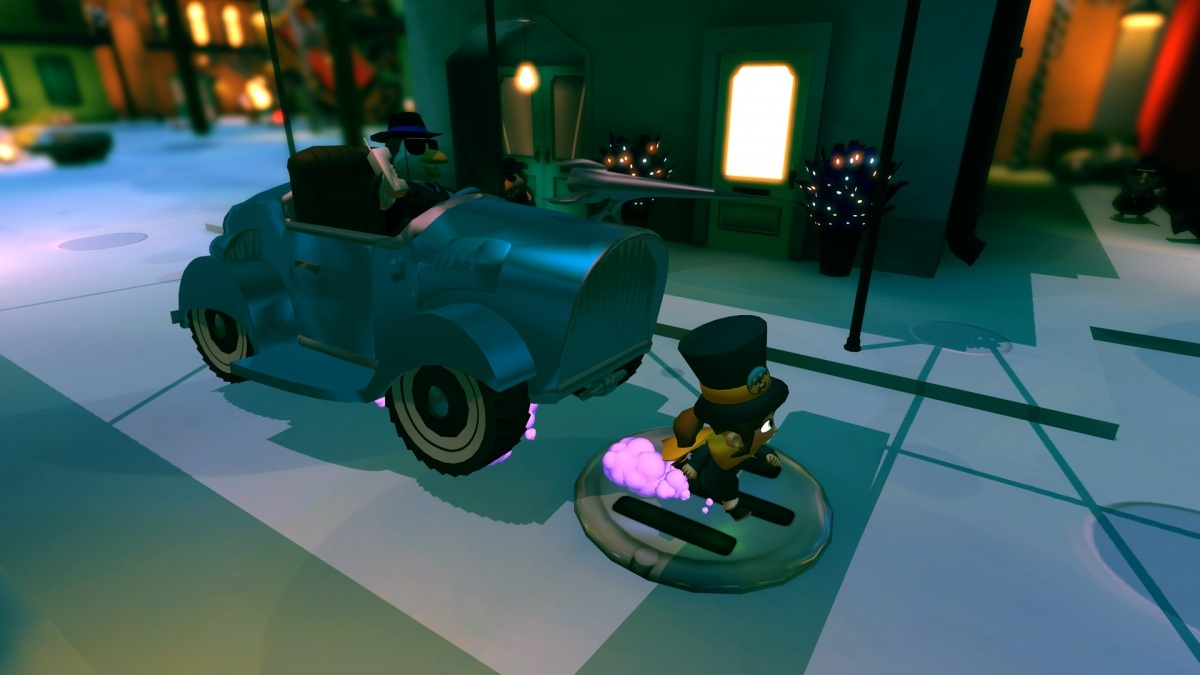 A Hat in Time PC Screens and Art Gallery - Cubed3