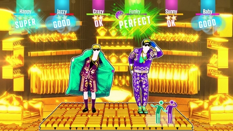 Screenshot for Just Dance 2018 on Wii U