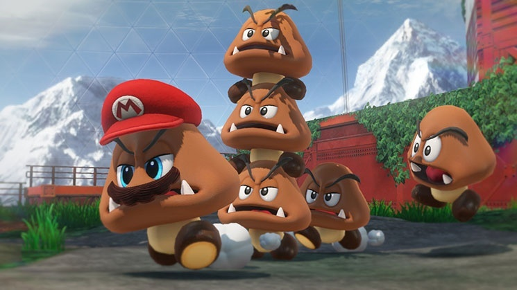 Screenshot for Super Mario Odyssey on Nintendo Switch