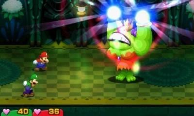 Mario Luigi Superstar Saga Bowser S Minions On