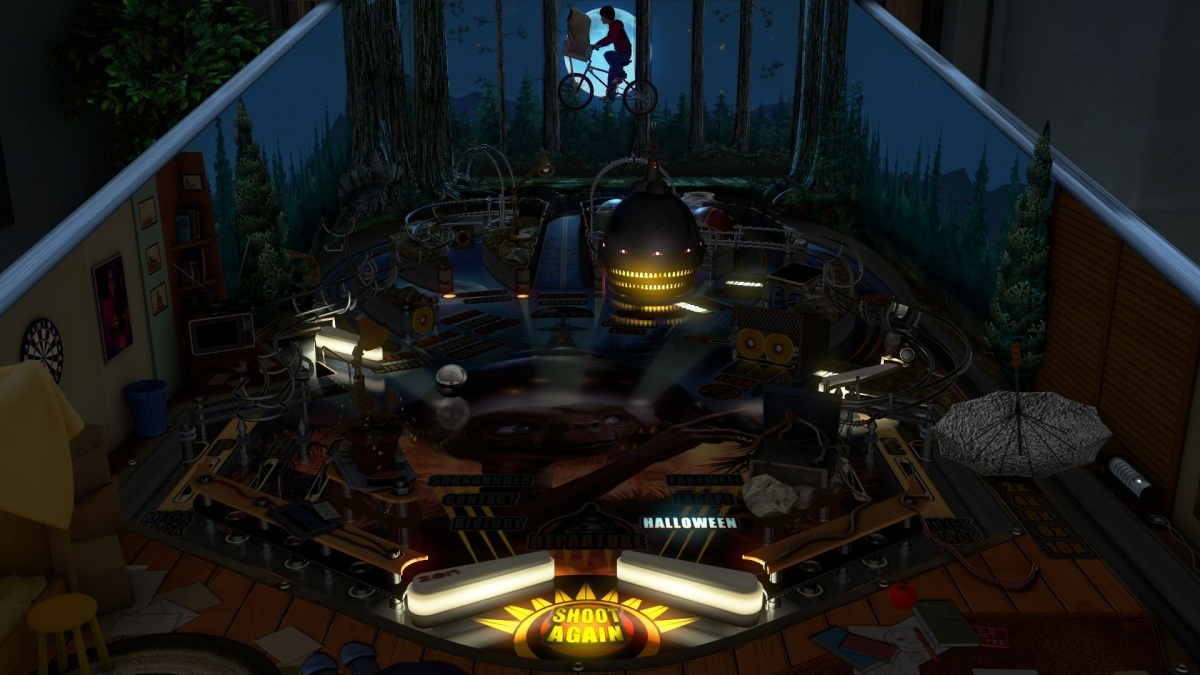 Screenshot for Pinball FX3: Universal Classics Pinball on PlayStation 4