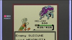 Screenshot for Pokémon Gold Version - click to enlarge