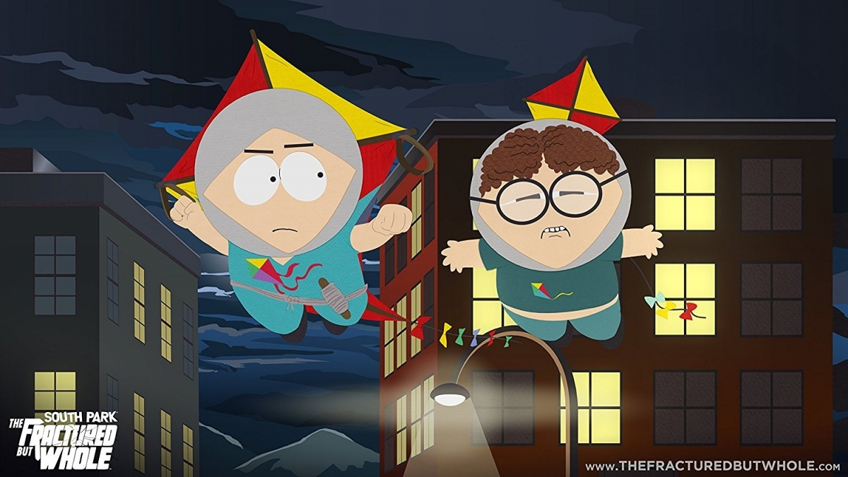 Screenshot for South Park: The Fractured But Whole on Nintendo Switch