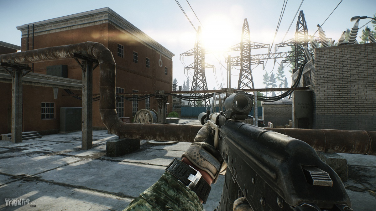 Screenshot for Escape from Tarkov on PC