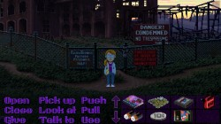 Screenshot for Thimbleweed Park - click to enlarge