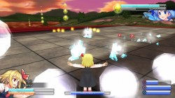 Screenshot for Touhou Kobuto V: Burst Battle - click to enlarge