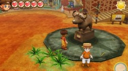Screenshot for Story of Seasons: Trio of Towns - click to enlarge