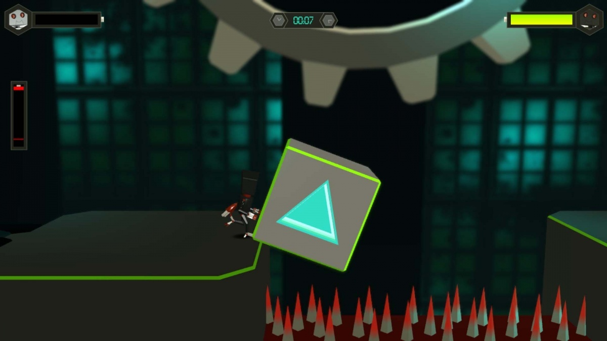 Screenshot for Twin Robots on PlayStation 4