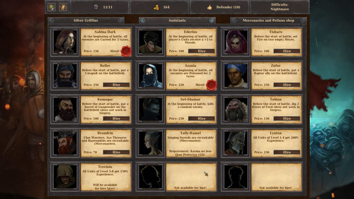 Screenshot for Warbanners on PC
