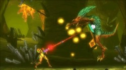 Screenshot for Metroid: Samus Returns - click to enlarge