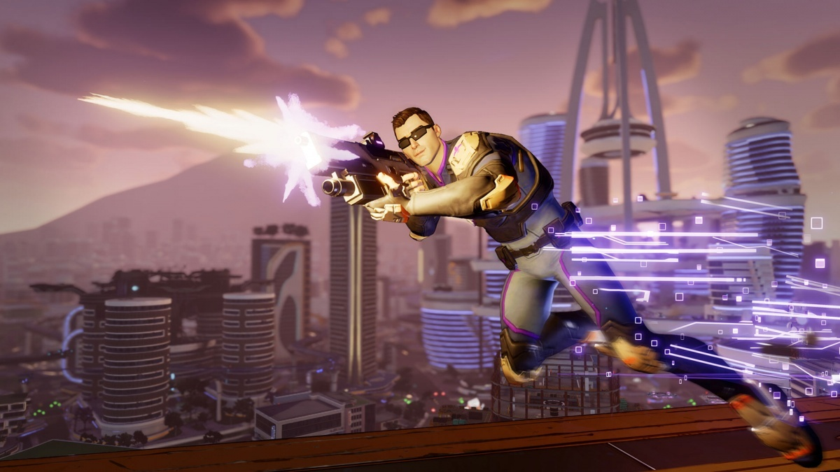 Screenshot for Agents of Mayhem on PC