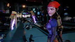 Screenshot for Agents of Mayhem - click to enlarge