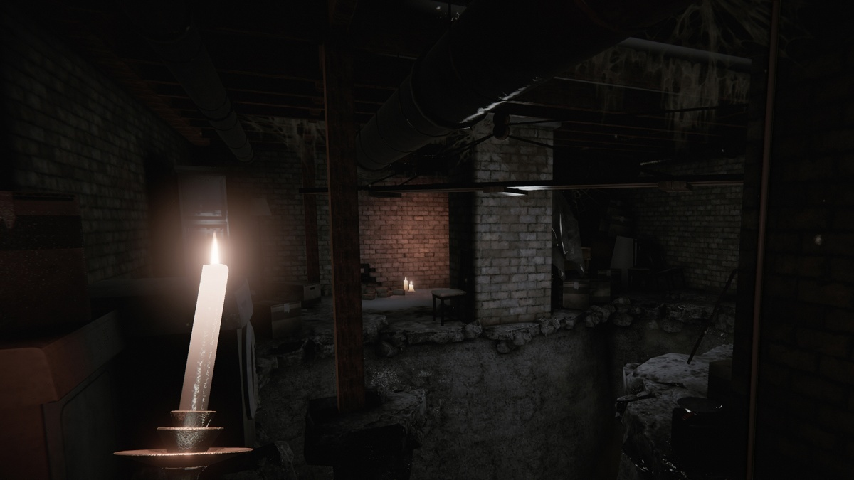 Screenshot for Don't Knock Twice on PlayStation 4