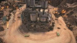 Screenshot for Mantis Burn Racing: Battle Cars - click to enlarge