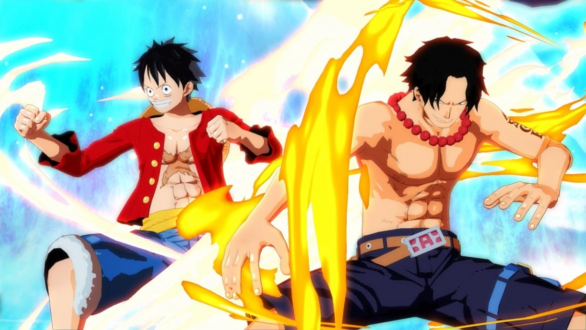 Screenshot for One Piece: Unlimited World Red Deluxe Edition on PC