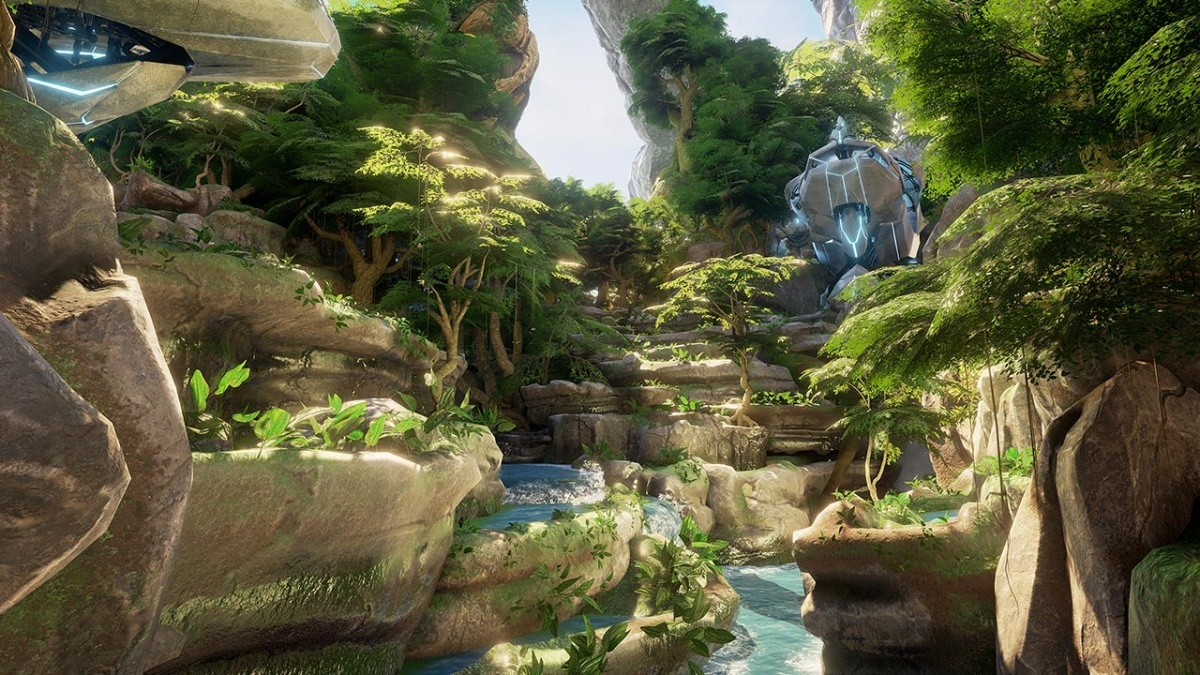 Screenshot for Obduction on PlayStation 4