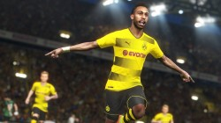 Screenshot for Pro Evolution Soccer 2018 - click to enlarge