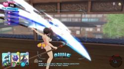 Screenshot for Senran Kagura: Peach Beach Splash - click to enlarge