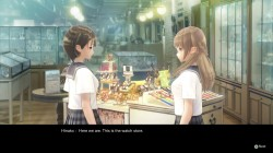 Screenshot for Blue Reflection - click to enlarge