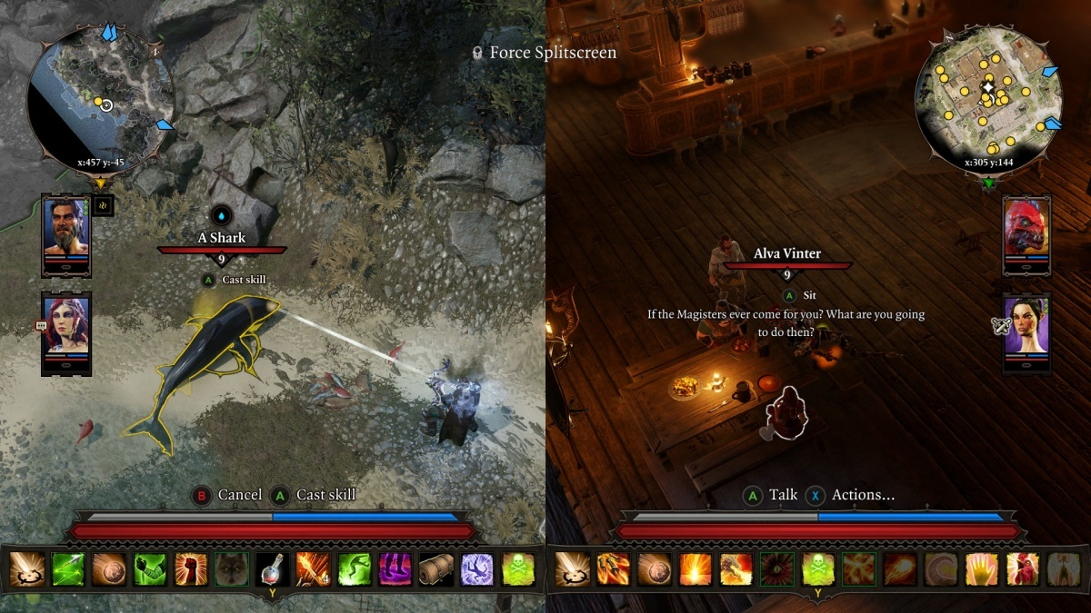 Screenshot for Divinity: Original Sin II on PC