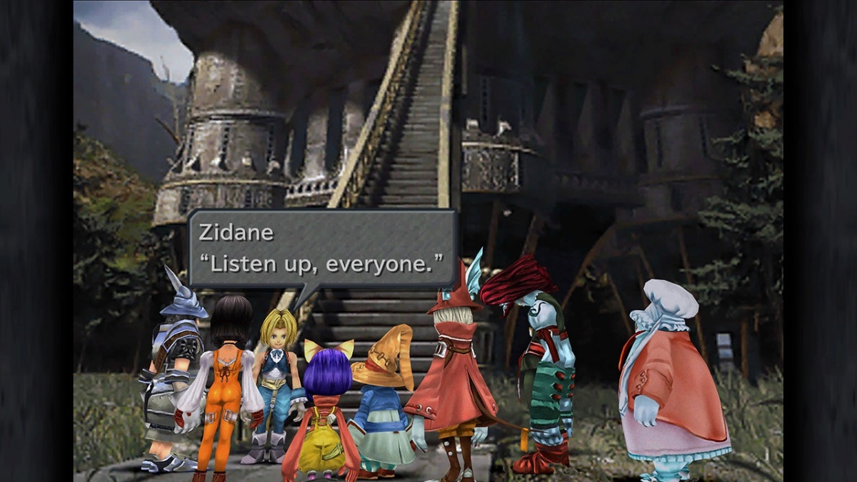 Screenshot for Final Fantasy IX on PlayStation 4