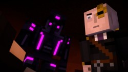 Screenshot for Minecraft: Story Mode Season Two - Episode 3: Jailhouse Block - click to enlarge