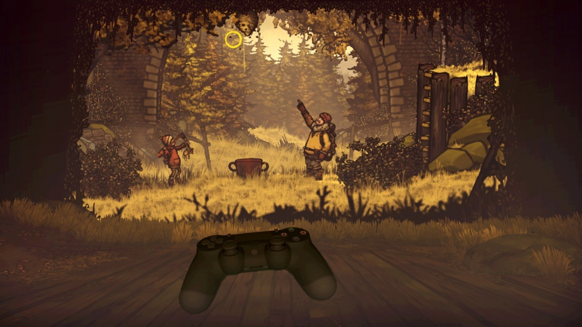 Screenshot for The Lost Bear on PlayStation 4