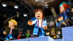 Screenshot for Minecraft: Story Mode - The Complete Adventure - click to enlarge