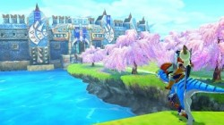 Screenshot for Monster Hunter Stories - click to enlarge