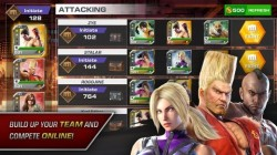 Screenshot for Tekken - click to enlarge