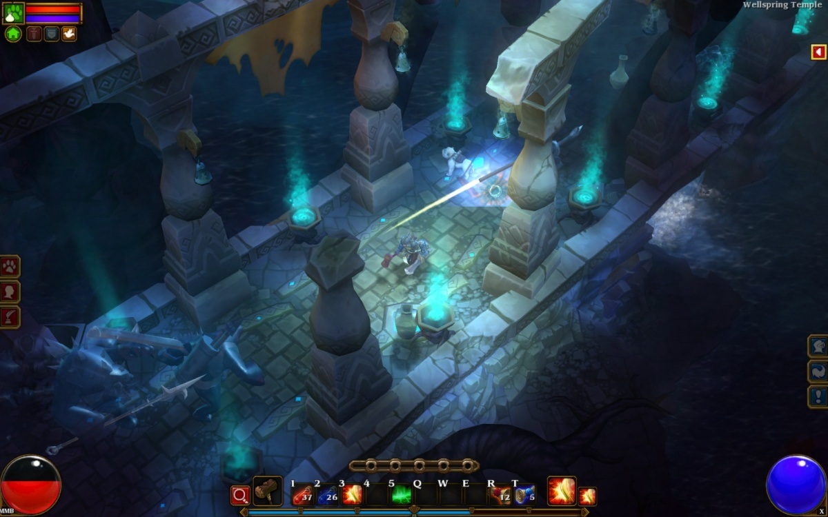 Screenshot for Torchlight II on PC
