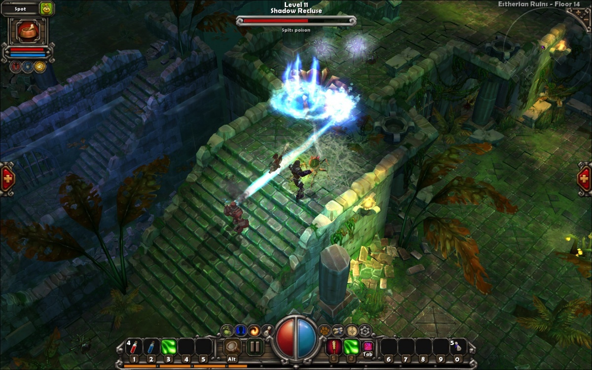 Screenshot for Torchlight on PC