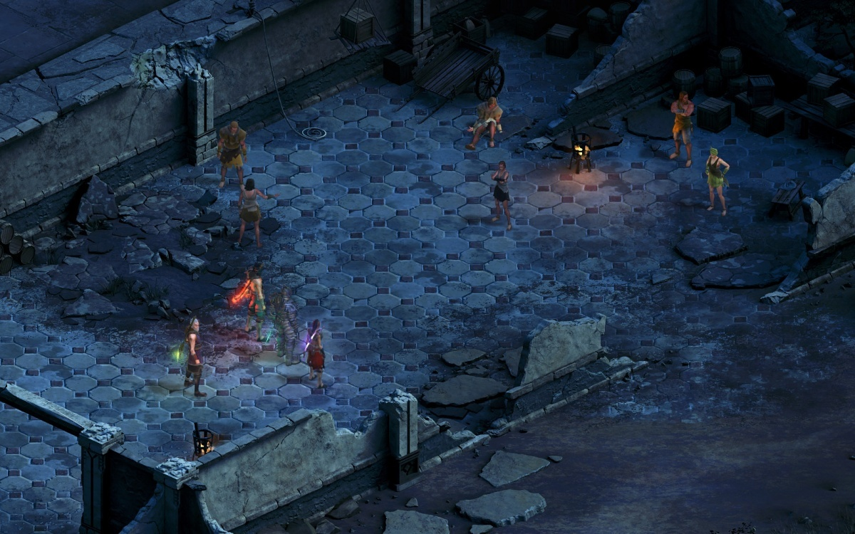 Screenshot for Tyranny: Bastard's Wound on PC
