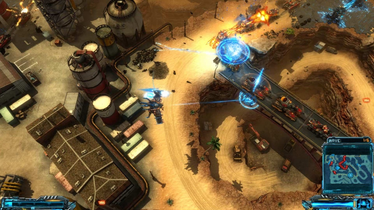 Screenshot for X-Morph: Defense on PlayStation 4
