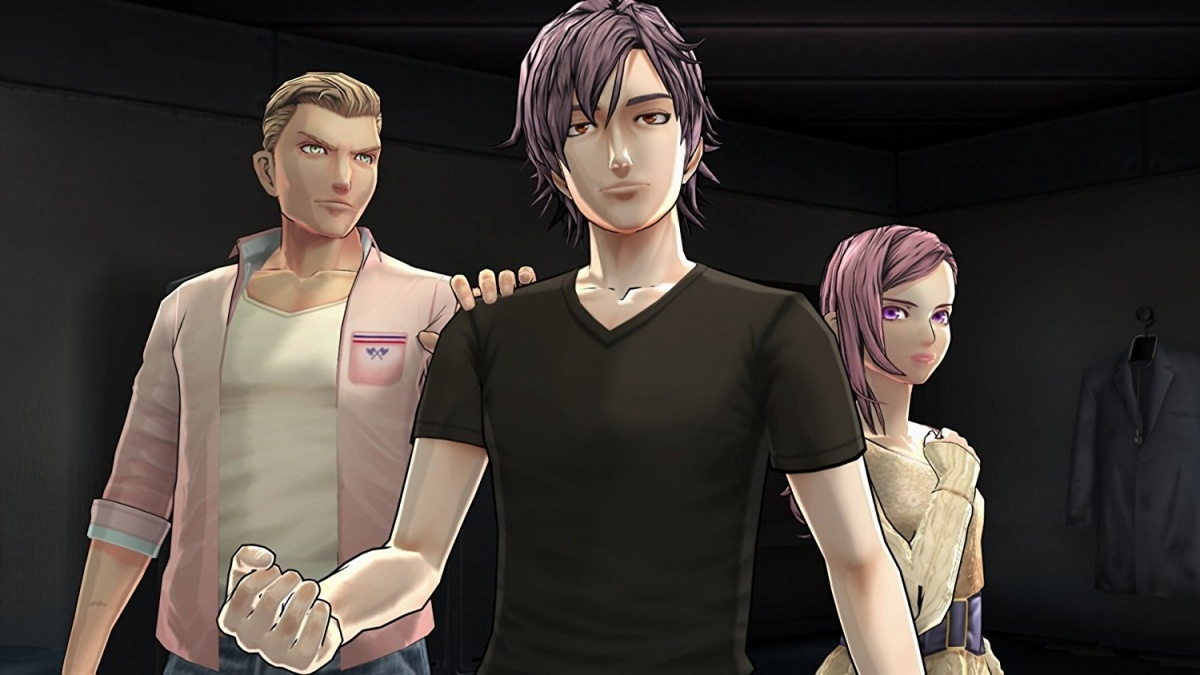 Screenshot for Zero Time Dilemma on PlayStation 4