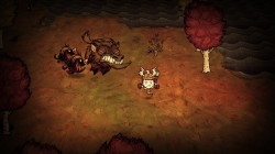 Screenshot for Don't Starve: Nintendo Switch Edition - click to enlarge
