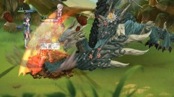 Screenshot for Azure Saga: Pathfinder - click to enlarge