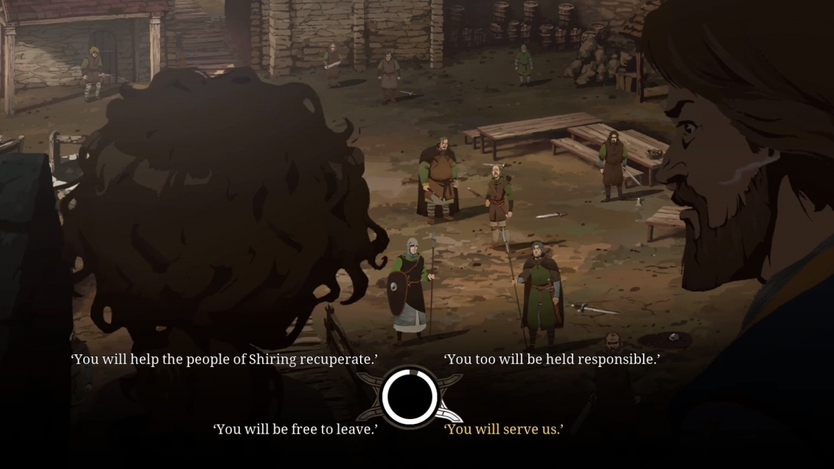 Screenshot for Ken Follett's The Pillars of the Earth: Book Three on PC