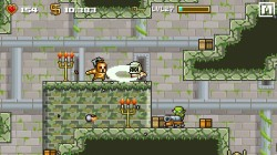 Screenshot for Devious Dungeon - click to enlarge