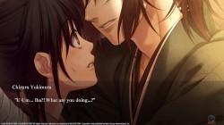 Screenshot for Hakuoki: Edo Blossoms - click to enlarge