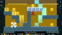Screenshot for Lode Runner Legacy - click to enlarge