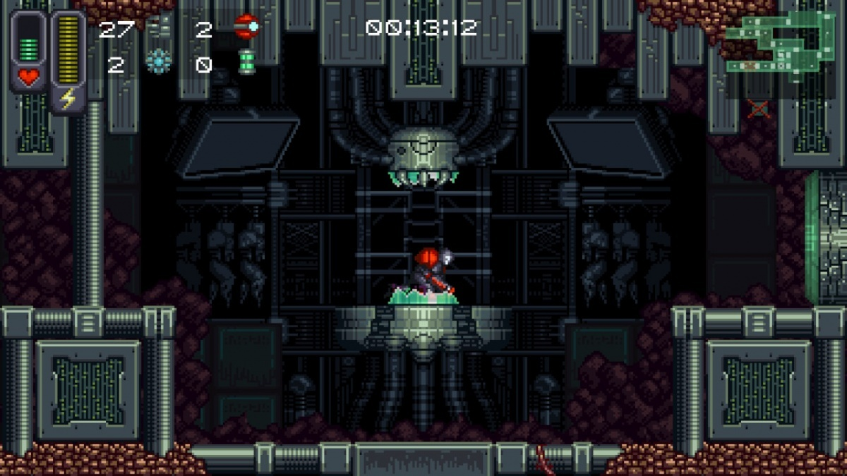Screenshot for A Robot Named Fight! on Nintendo Switch