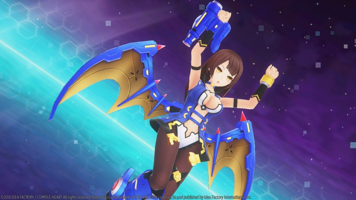 Screenshot for Megadimension Neptunia VIIR on PlayStation 4
